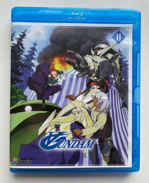 TURN A GUNDAM: COLLECTION 2 - Blu-ray 3-disc set - Region A