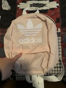 ec529a110ce Image is loading NEW-ADIDAS-ORIGINALS-TREFOIL-MINI-COMPACT-BACKPACK-BAG-