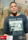 Reggie Yates - Extreme South Africa / Extreme Russia (DVD, 2015, 2-Disc Set)