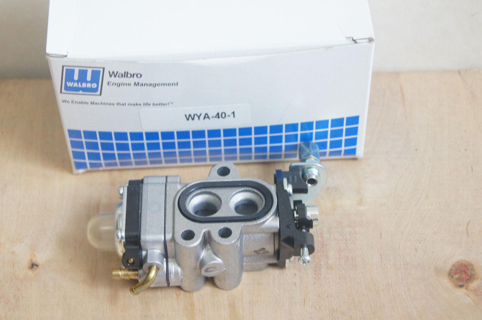 Original Walbro Cocheburador wya-40  Nuevo