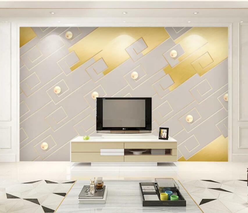 3D Moderner Stil M2986 Tapete Wandbild Selbstklebend Abnehmbare Aufkleber Amy