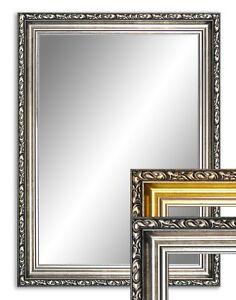 Kleine Dekorative Spiegel Paket 4 Stuck 23 X 23cm 2 Farben Rahmen