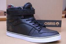Osiris Rhyme Remix Skateboard Men's Size 11 Black New Sneakers Shoes