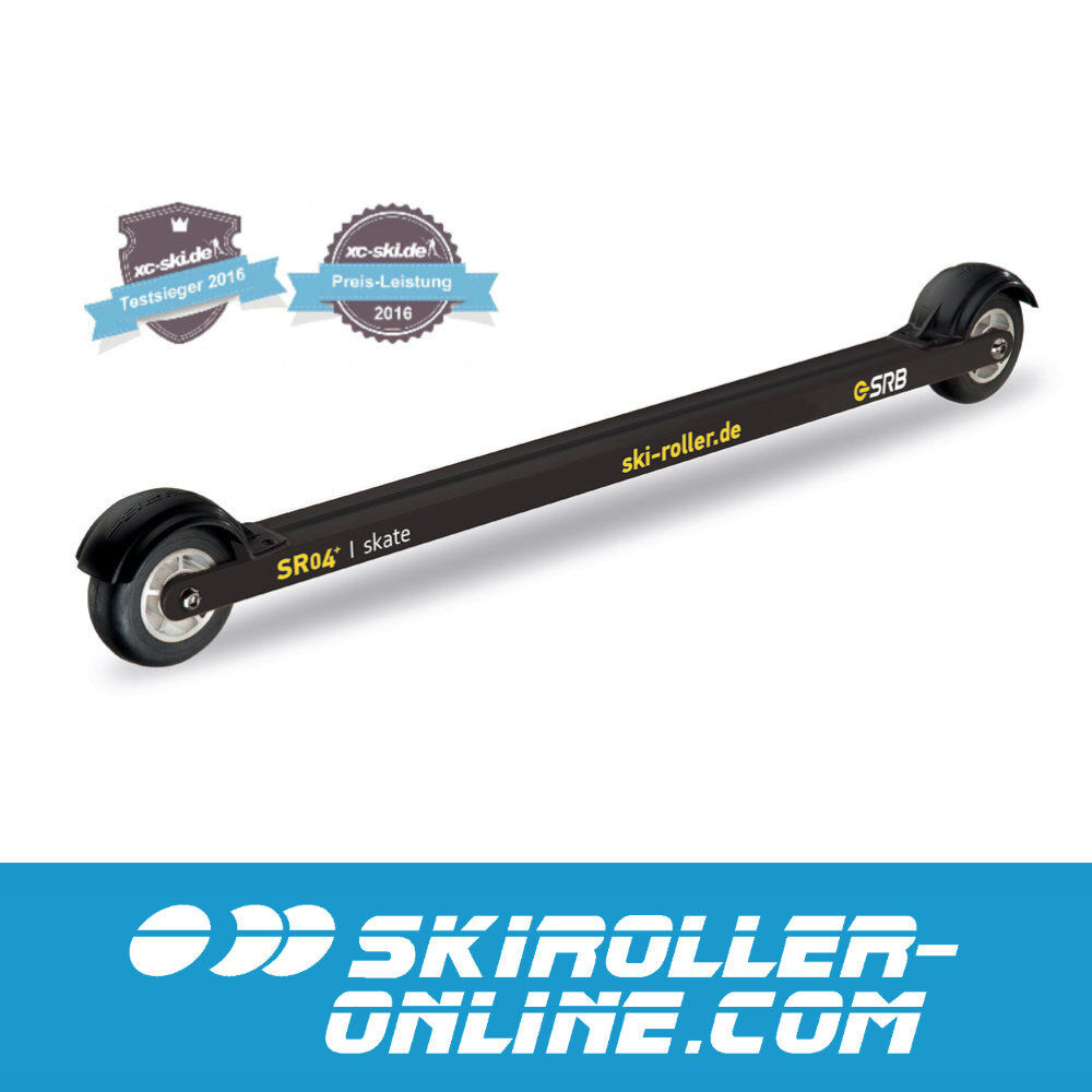 Testsieger - SR04+ SRB Skiroller SR04+ - Skate d84910