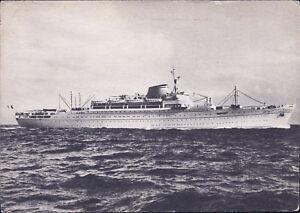Schiffspost-Ak-Lloyd-Triestino-Kenya-20c-Mef-M-N-Europe-Vienna-Austria-K-5986