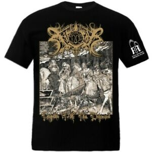 Xasthur-Telepathic-With-The-Deceased-USA-Shirt