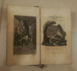 GLI ANIMALI PARLANTI POEMA DI GIAMBATTISTA CASTI LONDON 1822