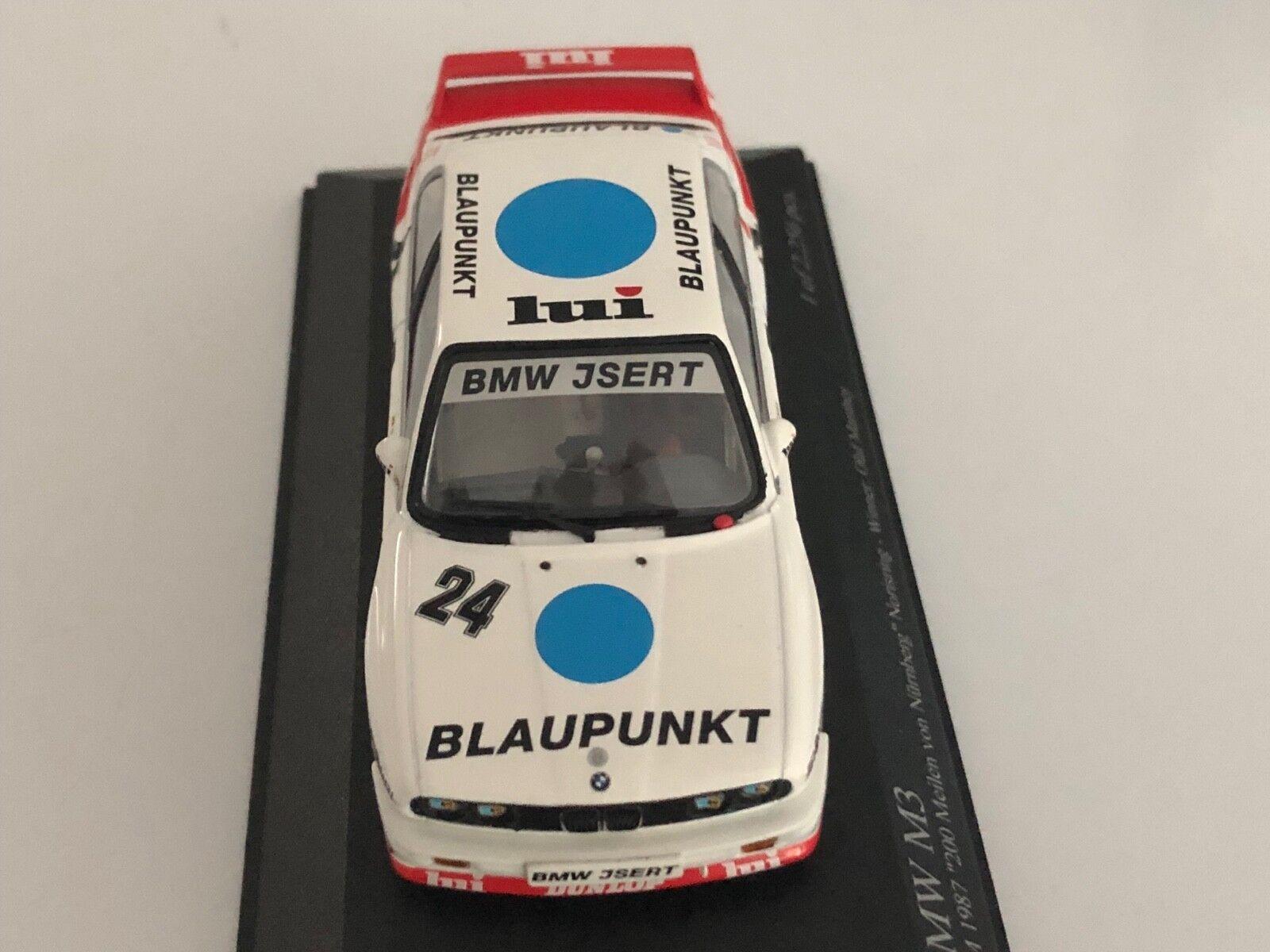 orden ahora disfrutar de gran descuento Paul's Modelo Modelo Modelo Arte Minichamps BMW M3 E30 DTM 87-88 Colección de 5 Modelos  servicio considerado