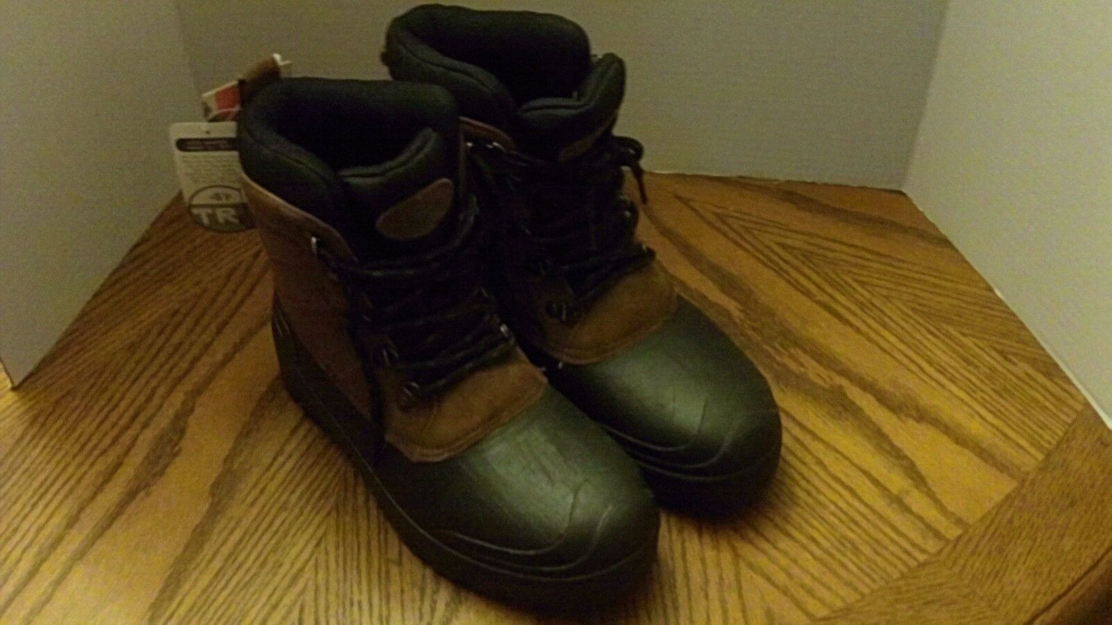 Ozark Trail Mens 3M Thinsulate Insulated Brown NEW Boots Flex Size 7 NEW Brown without Box 8db36f