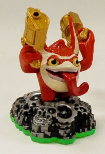 Skylanders Spyro/'s Adventure trigger Happy SERIES 1 FIGURE//code New in Box Wii-U