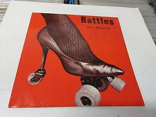 Rattles - Hot wheels Vinyl-LP +12Inch