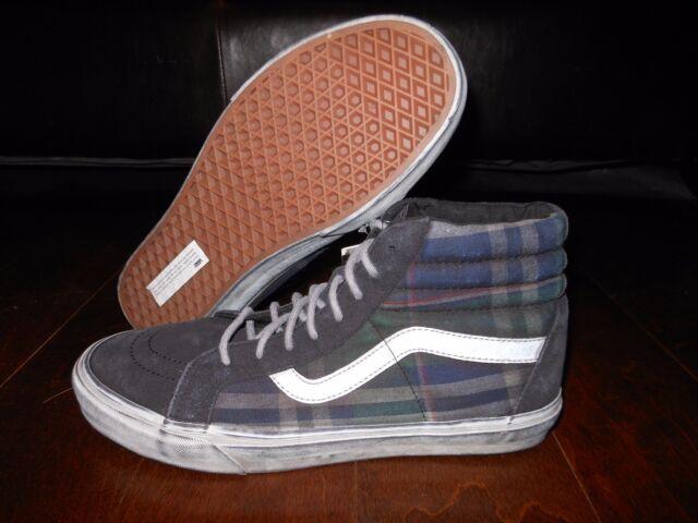 c5488bb1f9 VANS SK8-HI Reissue CA (OverWshdPld) VN000KXJGK5 Shoes Size 11 US 44.5 EUR
