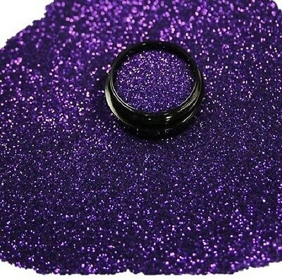 3ml Glitter 0,2mm, Purple, Glitterstaub, Puder in Acryl Dose, Nr. 801-024-a