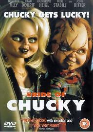 1 of 1 - Bride Of Chucky (DVD, 2003)