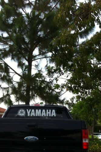 Yamaha back window decal sticker truck sticker made in the USA
