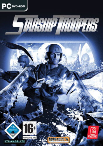 1 von 1 - Starship Troopers (PC, 2005, DVD-Box)
