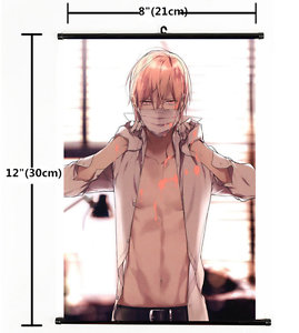 1478 Yaoi 10 Count Rihito Takarai Ten Count Poster Wall Scroll Cosplay  A