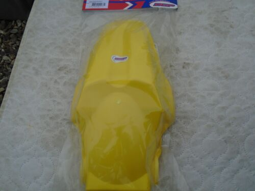 RM100  KX80//85//100 REAR FENDER NEW OLD STOCK YELLOW 267149