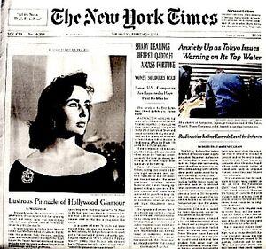 Elizabeth-Taylor-Newspaper-New-York-Times-Tribute-2011-MT-Liz-Cleopatra-Photo