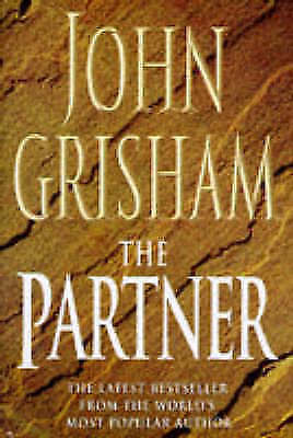 """AS NEW"" Grisham, John, The Partner, Book"