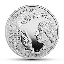 Poland / Polen - 10zl The Great Polish Economists - Nicolaus Copernicus