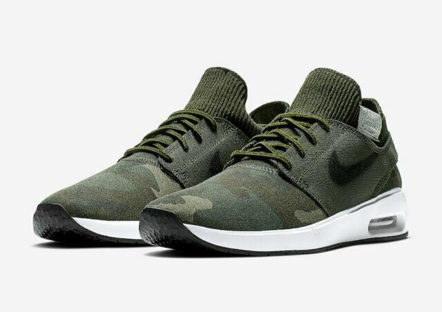 Size 6 - Nike SB Air Max Stefan Janoski 2 Camo 2019 for sale ...