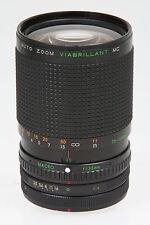 Viabrillant 3,5-4,5/35-105mm auto zoom mc con Canon FD bayoneta #8214933