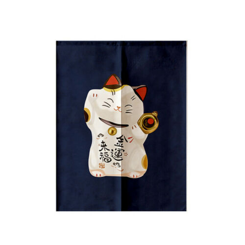 Doorway Curtain Cotton Linen Japanese Noren Hanging Tapestry Home Room Hot