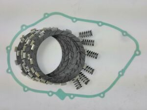 Clutch-Repair-Kit-EBC-amp-clutch-gasket-springs-for-Honda-VFR-750-RC24-amp-RC36