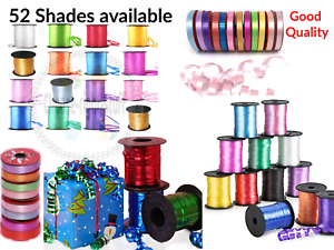25-500M-Colour-Balloons-Curling-Ribbons-Helium-Wedding-Craft-Birthday-Gift-Party