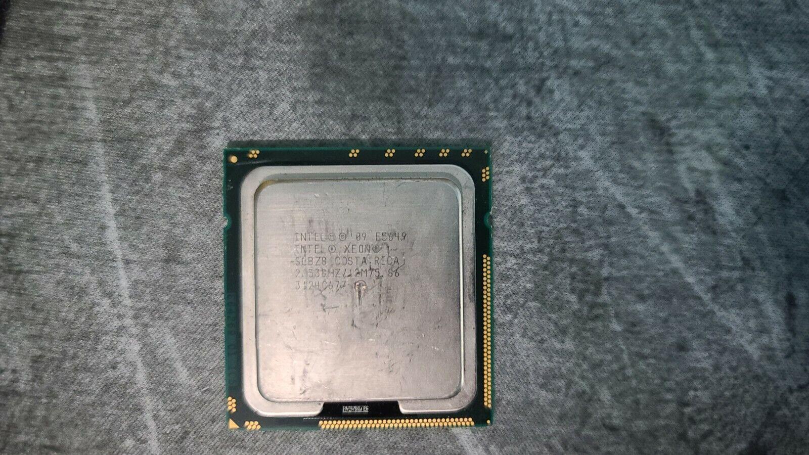 Processor Kit IBM Intel Xeon E5640 2.66GHz//4-core//80W//12MB
