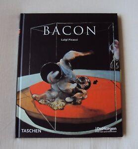 Francis-Bacon-Monografie-2007-Uitg-De-Morgen-Taschen-NIEUW