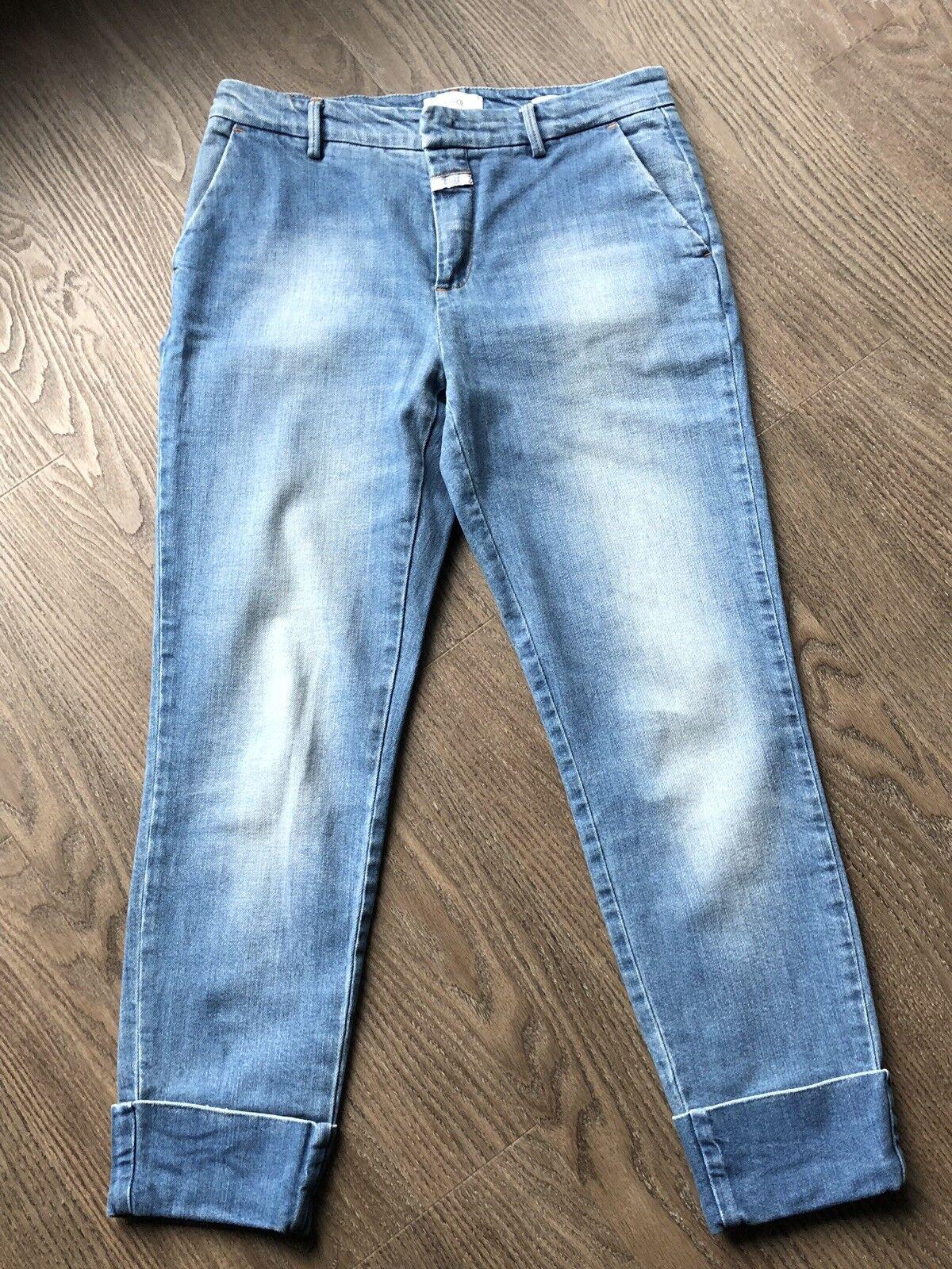 43d6b5f763c4b4 Closed Jeans Stewart Baumwolle Stretch Gr Gr Gr 25 Blau 7be03f ...