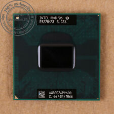 Intel Core 2 Duo P9600 - 2.66 GHz (BX80576P9500) SLGE6 CPU Processor 1066 MHz