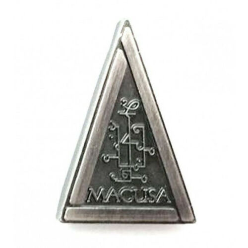 Fantastic Beasts And Where To Find Them MACUSA Triangle Logo Pewter Lapel Pin