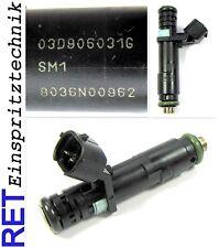 Einspritzdüse 03D906031G Skoda Fabia VW Fox 1,2 gereinigt & geprüft
