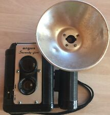 Vintage Argus Argoflex 75 Camera With Detachable Flash Stick Untested