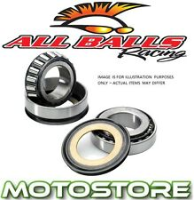 ALL BALLS STEERING HEAD STOCK BEARINGS FITS KAWASAKI ZZR600 D 1990-1993