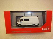 1//87 Herpa MB 207 D Hochdach Halbbus Deutrans 094917