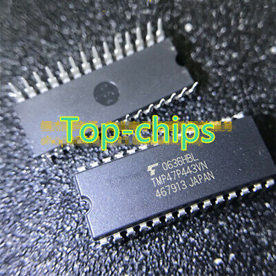 1PCS NEW TMP47P443VN Manu:TOSHIBA Encapsulation:DIP-28