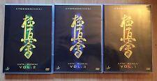 Kyokushinkai Karate Kata & Bunkai 3 DVD Set by Bertrand Kron
