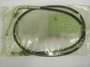 Made in Japan Pattern HONDA CB360 G G5 THROTTLE CABLE PUSH B 75 76 77