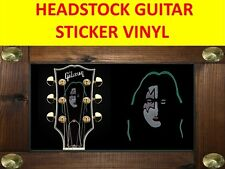 ACE FREHLEY KISS HEADSTOCK GUITAR STICKER VISIT OUR STORE WITH MANY MORE MODELS