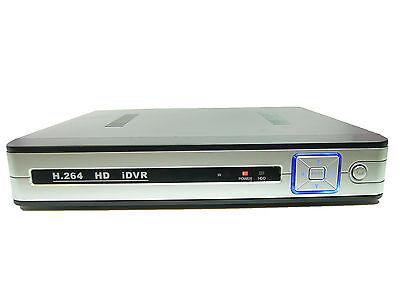 8CH H264 FULL D1 240fps Security DVR CCTV RealTime HDMI Surveillance System 960H