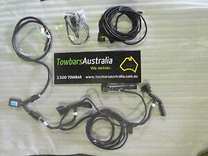 s l300 mitsubishi triton towbar wiring kit tba263 ebay mitsubishi triton tow bar wiring harness at eliteediting.co