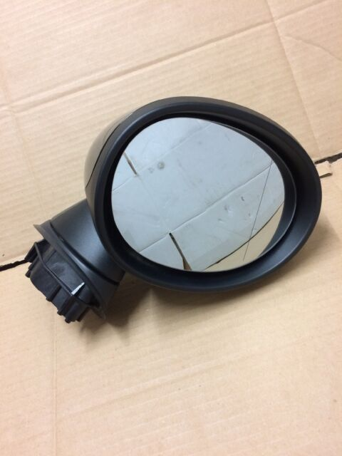 Mirror Glass w//Plate for Mini Cooper F54 F55 F56 F57 F60 Driver Left Side Heated