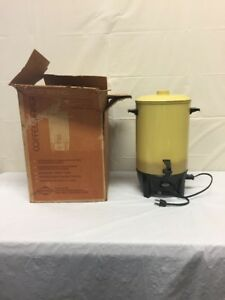 Vintage-West-Bend-Coffee-Maker