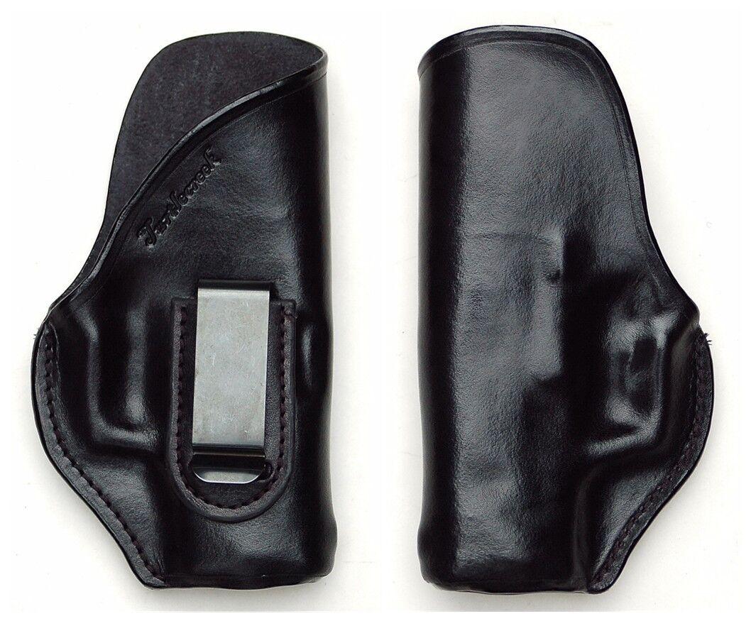 Turtlecreek Leder IWB Holster HK P2000SK - Right Hand - Pattern Fixed Clip