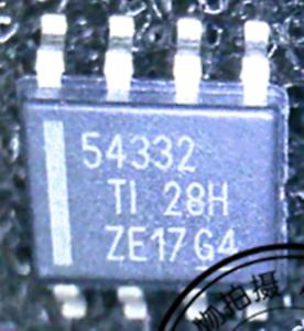 1 pcs New TPS54332DDAR TPS54332 54332 SOP8  ic chip