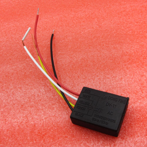 AC 220V Electrical Equipment Table light Parts On//off 1 Way Touch Control Sensor